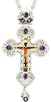 Крест наперсный - А147 (с цепью A1)