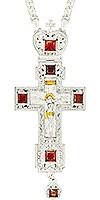 Крест наперсный - А157L (с цепью)