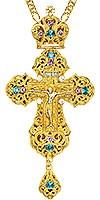 Крест наперсный - А164 (с цепью)
