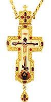 Крест наперсный ювелирный - А186