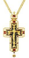 Крест наперсный - А238 (с цепью)