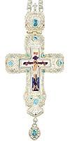 Крест наперсный с цепью №0250