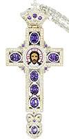 Крест наперсный с цепью №0270