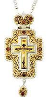 Крест наперсный с цепью - А276
