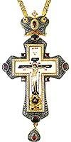 Крест наперсный с цепью - А293