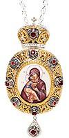 Панагия архиерейская №77