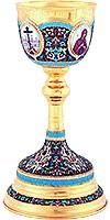 Богослужебный потир (чаша) - 72 (1.0 л)