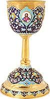 Богослужебный потир (чаша) №6 (3.0 л)