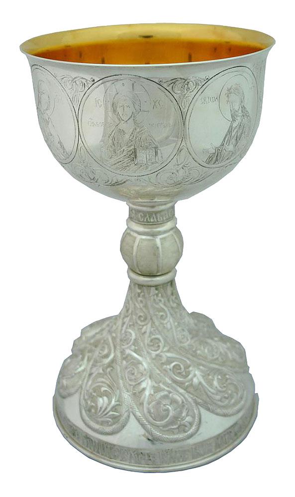 Потир ювелирный - №13 (1.5 л)