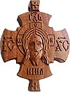 Монашеский параманный крест №63