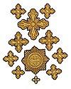 "Вышитые кресты ""Зарайск"""