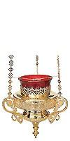 Церковная лампада №46