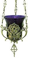 Лампада подвесная малая - 1