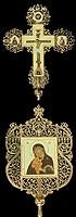 Крест-икона запрестольные №27