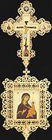 Крест-икона запрестольные №28