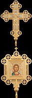Крест-икона запрестольные - №2a