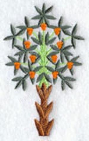 Декоративное дерево-1