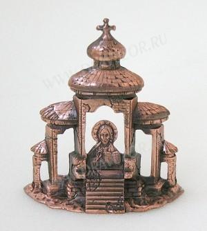 "Настольный подсвечник ""Старый храм Спаса"""
