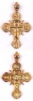 Православный нательный крест №6