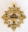 Православный нательный крест №23