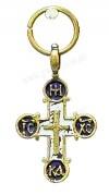 Православный нательный крест №233