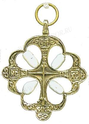 Православный нательный крест №242