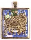 Православный нательный образок: №101