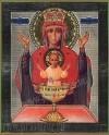 """Икона: образ Пресвятой Богородицы  """"Неупиваемая Чаша"""" (Владимирский женский Монастырь)"""
