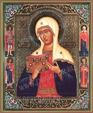 """Образ: """"Калужская"""" икона Пресвятой Богородицы"""