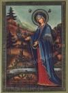 """Образ: """"Пюхтицкая"""" икона Пресвятой Богородицы"""