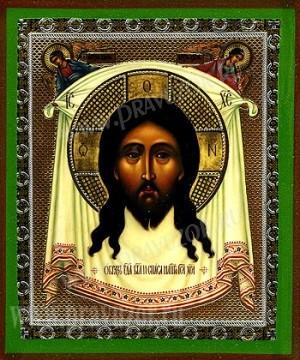 Икона: Спас Нерукотворный