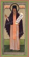 Икона: Преподобный Амвросий Оптинский