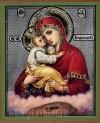 """Образ: """"Почаевская"""" икона Пресвятой Богородицы"""