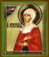 Икона: Преподобная Аполлинария