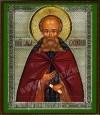 Икона: Преподобный Савва Освященный