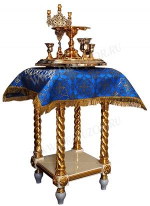 """Литийный столик """"Греческий"""""""