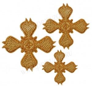 Кресты ручной вышивки №Д126