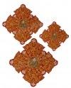 Кресты ручной вышивки №Д132