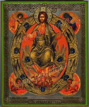 Икона: Спас в Силах