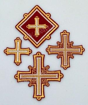 """Вышитые кресты """"Рогожские"""""""