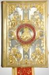 Оклад для Евангелия ювелирный №6
