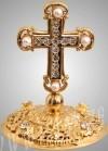 Крест на митру №15