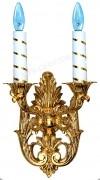 Лампа настенная - 1 (2 свечи)