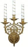Лампа настенная - 14 (3 свечей)