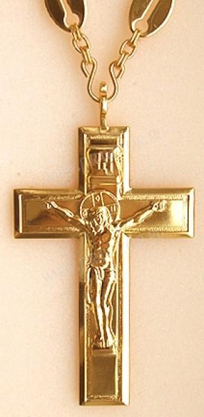 Наградной наперсный крест священника №1-1