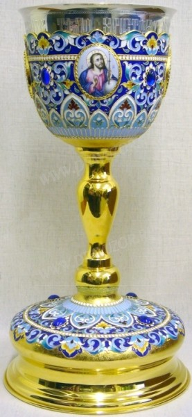 Богослужебный потир (чаша) - 29 (2 л)