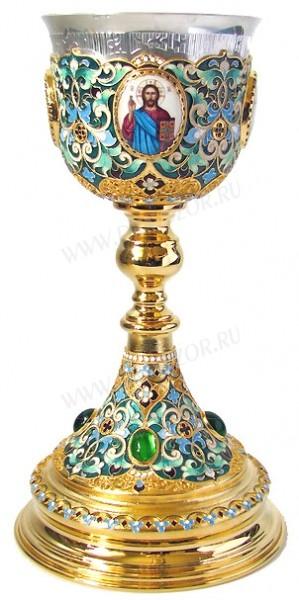 Богослужебный потир (чаша) - 40 (0.5 л)