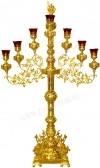 Церковный семисвечник №3