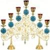 Церковный семисвечник №2a