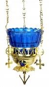 Церковная лампада №2 (крест)
